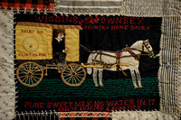 History Under the Covers:  A Quilt Turning
