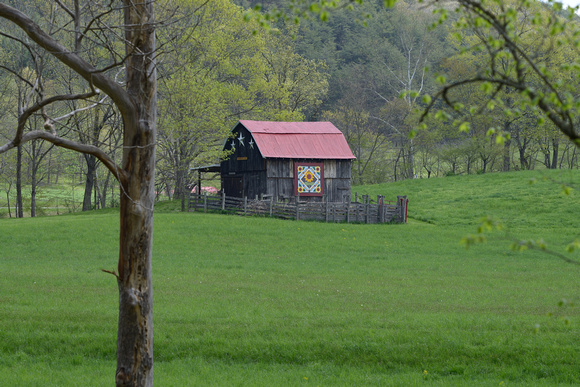 Farm Heritage Trail, Summers, Monroe, Greenbriar Co, WV